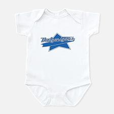 Baseball Budgie Infant Bodysuit