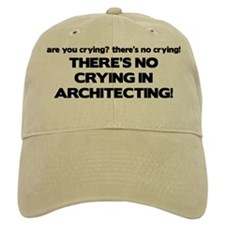 There's No Crying in Architecting Baseball Cap