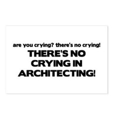There's No Crying in Architecting Postcards (Packa