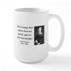 Emily Dickinson 18 Mug