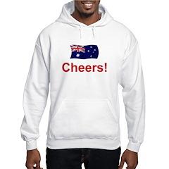 Australian Cheers Hoodie