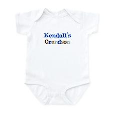 Kendall's Grandson Infant Bodysuit