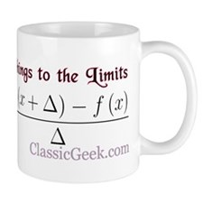 Push The Limits Mug