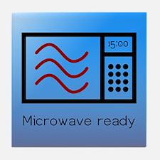 Microwave Ready Tile Coaster