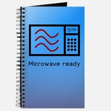 Microwave Ready Journal