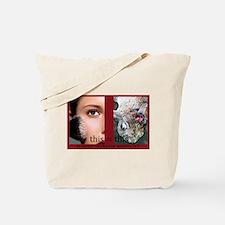 Makeup Test Tote Bag