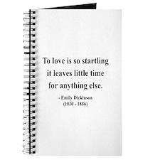 Emily Dickinson 17 Journal