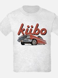 T-Shirt kubo lowrider font