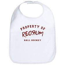 Property Of Redrum Bib