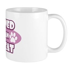 Owned By An Ocicat Mug