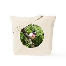 Grosbeak Tote Bag