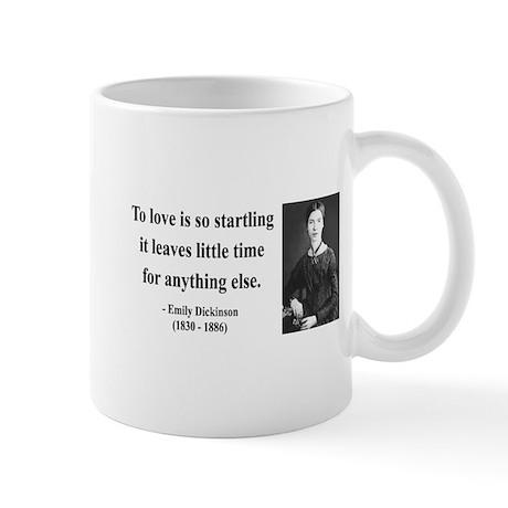 Emily Dickinson 17 Mug