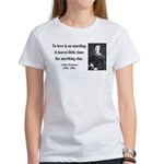 Emily Dickinson 17 Women's T-Shirt