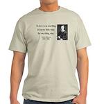 Emily Dickinson 17 Light T-Shirt