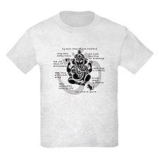 """""""Ganesh 101"""" T-Shirt"""