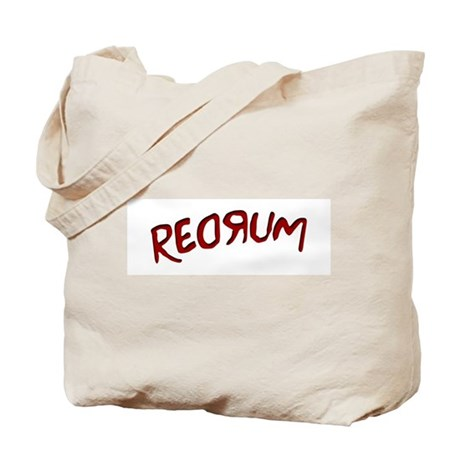 Limited Edition Redrum Tote Bag