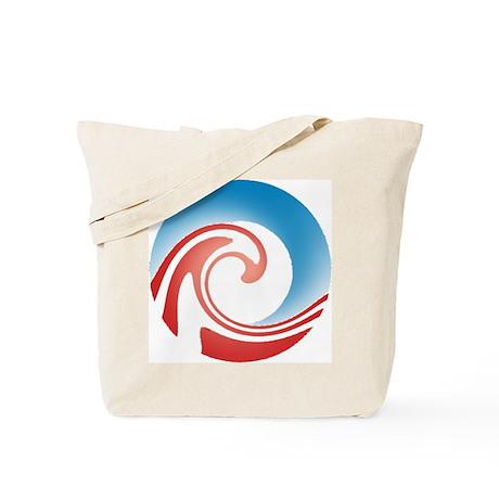 Obama Wave Tote Bag