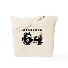 1964 Tote Bag