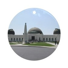 Helaine's Observatory 2 Ornament (Round)
