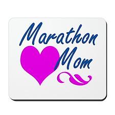 Marathon Mom Mousepad