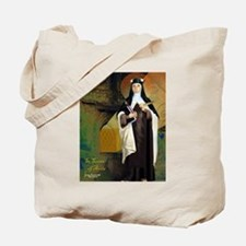 St Teresa of Avila Tote Bag