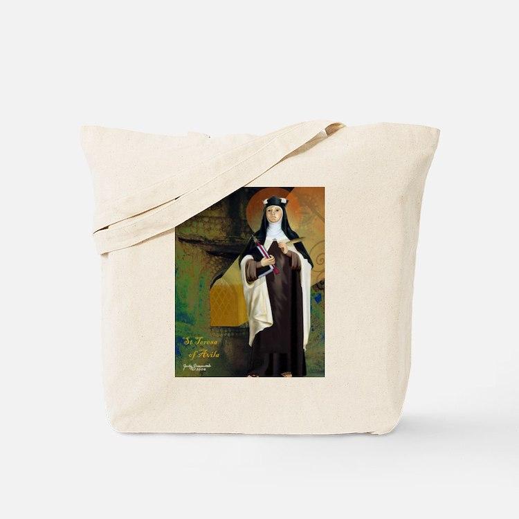 St Teresa of Avila Tote Bag