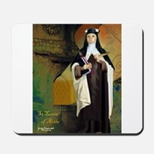 St Teresa of Avila Mousepad