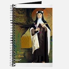 St Teresa of Avila Journal