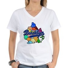 Brooklyn Boro Map Shirt