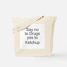 Yes to Ketchup - Go Ketchup Tote Bag