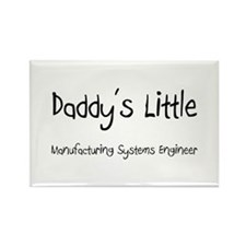 Daddy's Little Manufacturing Systems Engineer Rect