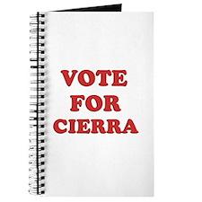 Vote for CIERRA Journal