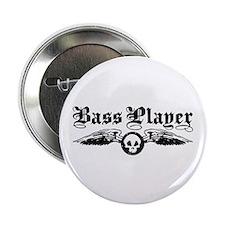 """Bass Player 2.25"""" Button"""
