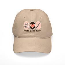 Peace Love Flute Cap