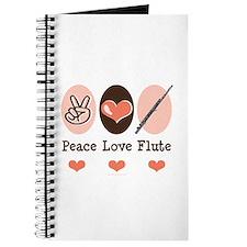 Peace Love Flute Journal