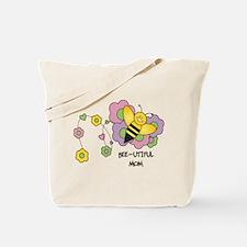 Bee-utiful Mom Tote Bag
