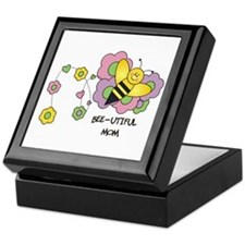 Bee-utiful Mom Keepsake Box