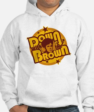 Down with the Brown Jumper Hoody