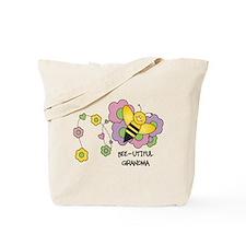 Bee-utiful Grandma Tote Bag