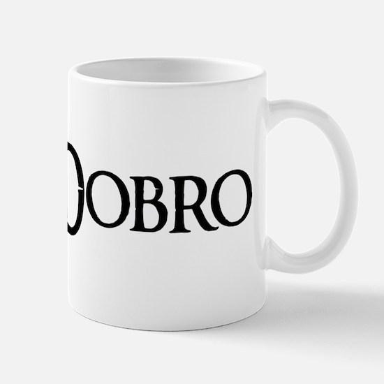 More Dobro Mug