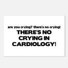 There's No Crying in Cardiology Postcards (Package