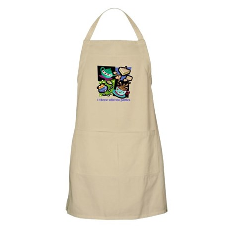 Wild Tea Parties 2 BBQ Apron