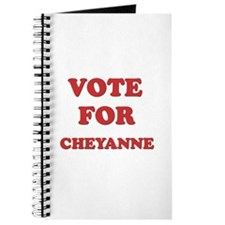 Vote for CHEYANNE Journal