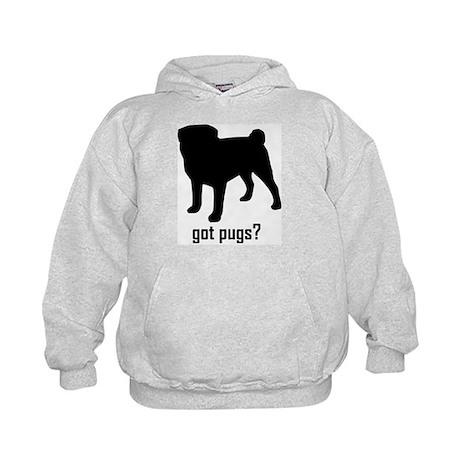 Got Pugs? Kids Hoodie