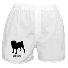 Got Pugs? Boxer Shorts