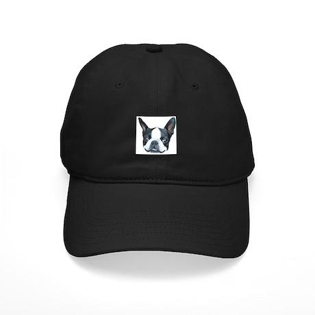 Black Boston Terrier Cap