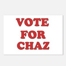 Vote for CHAZ Postcards (Package of 8)