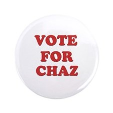 "Vote for CHAZ 3.5"" Button"