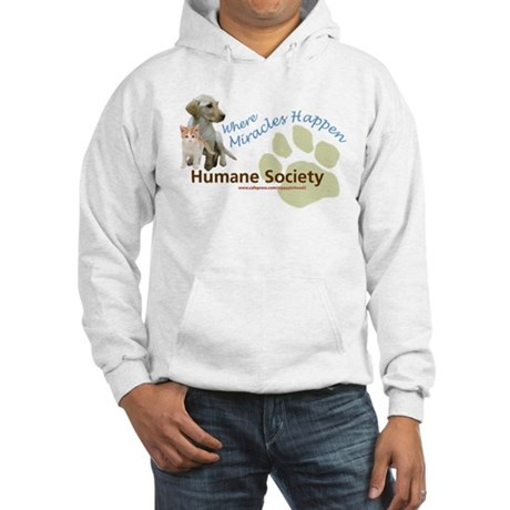 Humane Society Hooded Sweatshirt