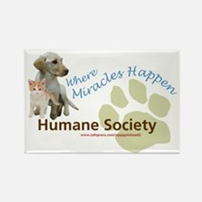 Funny Spca Rectangle Magnet (100 pack)